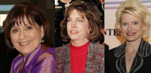 Newt Gingrich's wives: Jackie, Marianne, Callista