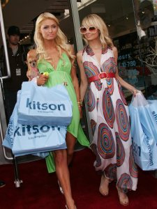 Paris Hilton and Nicole Richie hosted the reality show, The Simple Life