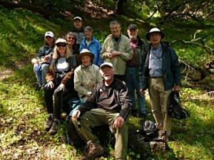 The Danville Area Senior Hikes (DASH) organize hikes twice a month